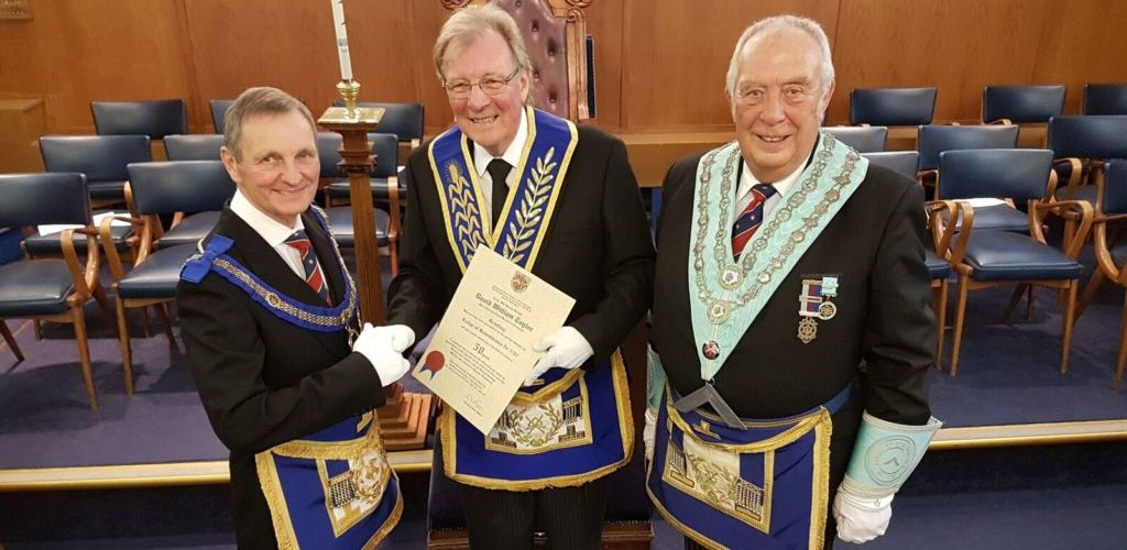 50th Celebration for WBro David Taylor PAGDC