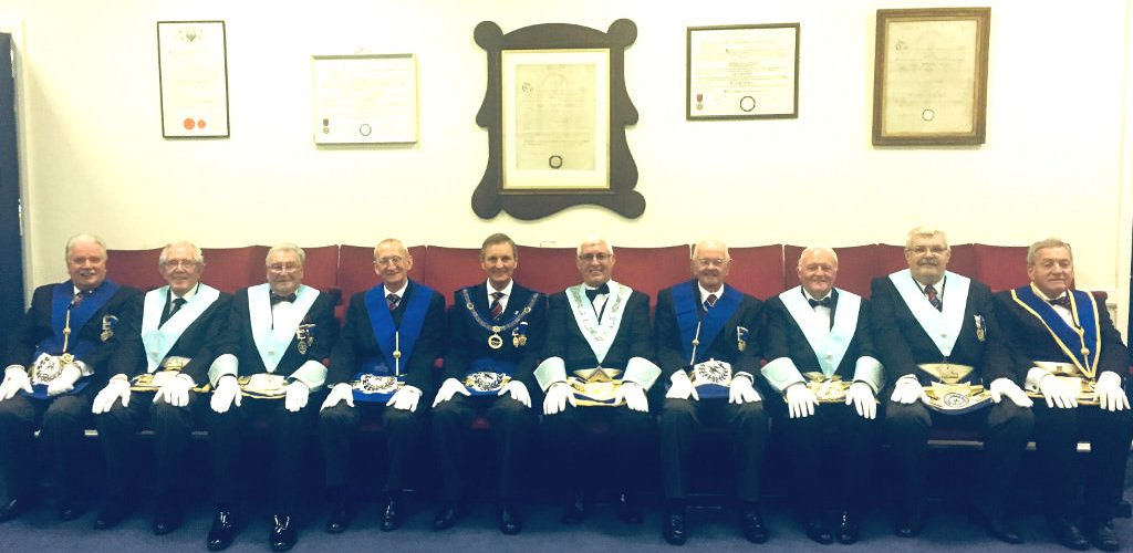 ​Final Meeting of Blakewater Lodge of Installed Masters No.9574