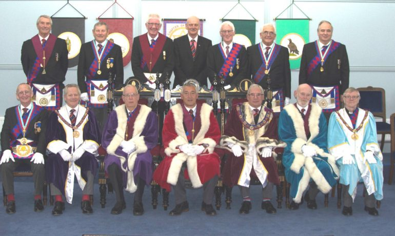 East Ribble Joint Convocation at Clayton-Le-Moors