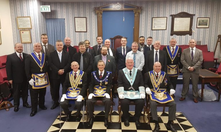 East Ribble District's Fifth White Table Event