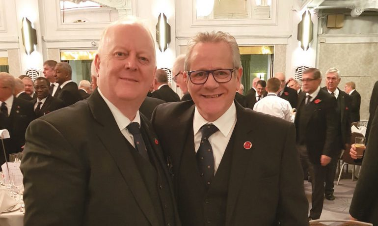 Honours at Supreme Grand Chapter for East Lancs Companions
