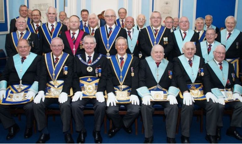 WBro David Moore 50th Anniversary October 2017