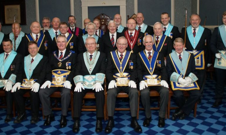 Lodge of Minerva No 300 – Installation Meeting