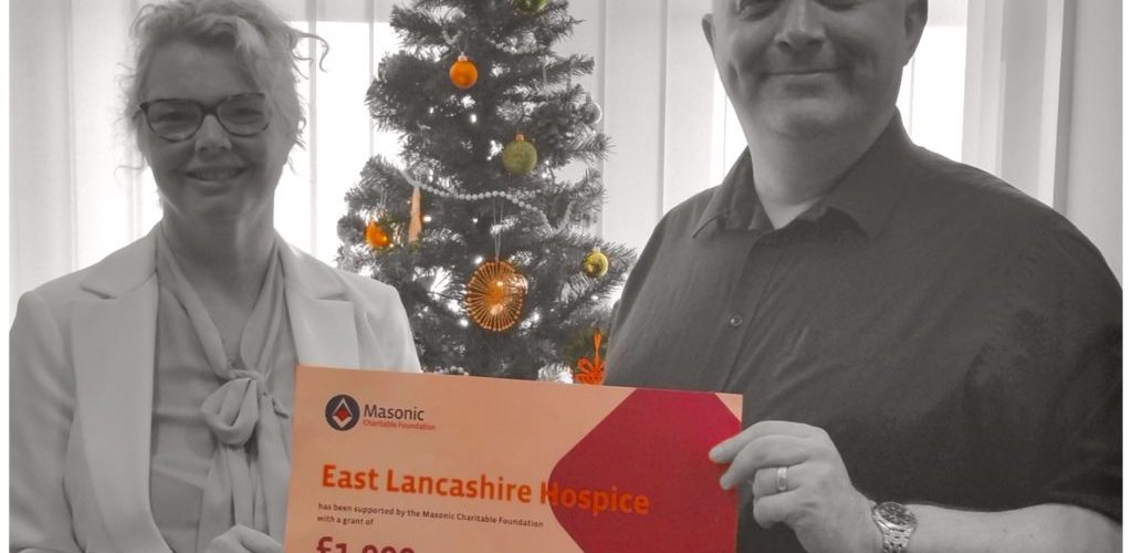 East Ribble District support for East Lancashire Hospice