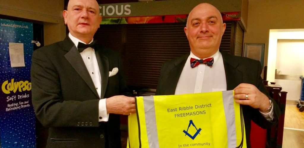 Unity and Friendship 8178 celebrate a high visibility 50th anniversary.
