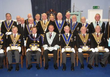 50th Anniversary Celebration of WBro Bernard R Grime, PProvGSwdB