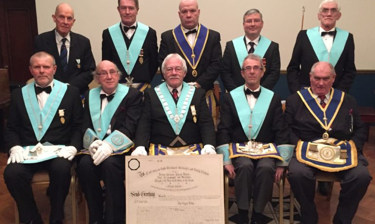 Loyal Lodge No. 5040 City Derby District (Manchester)