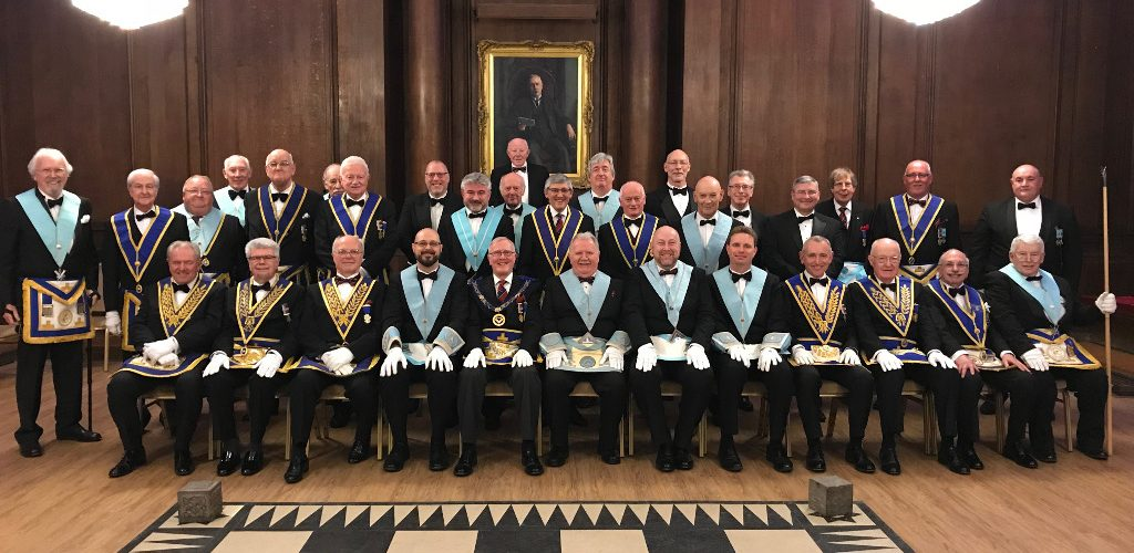 150th Anniversary of St George's Lodge No 1170