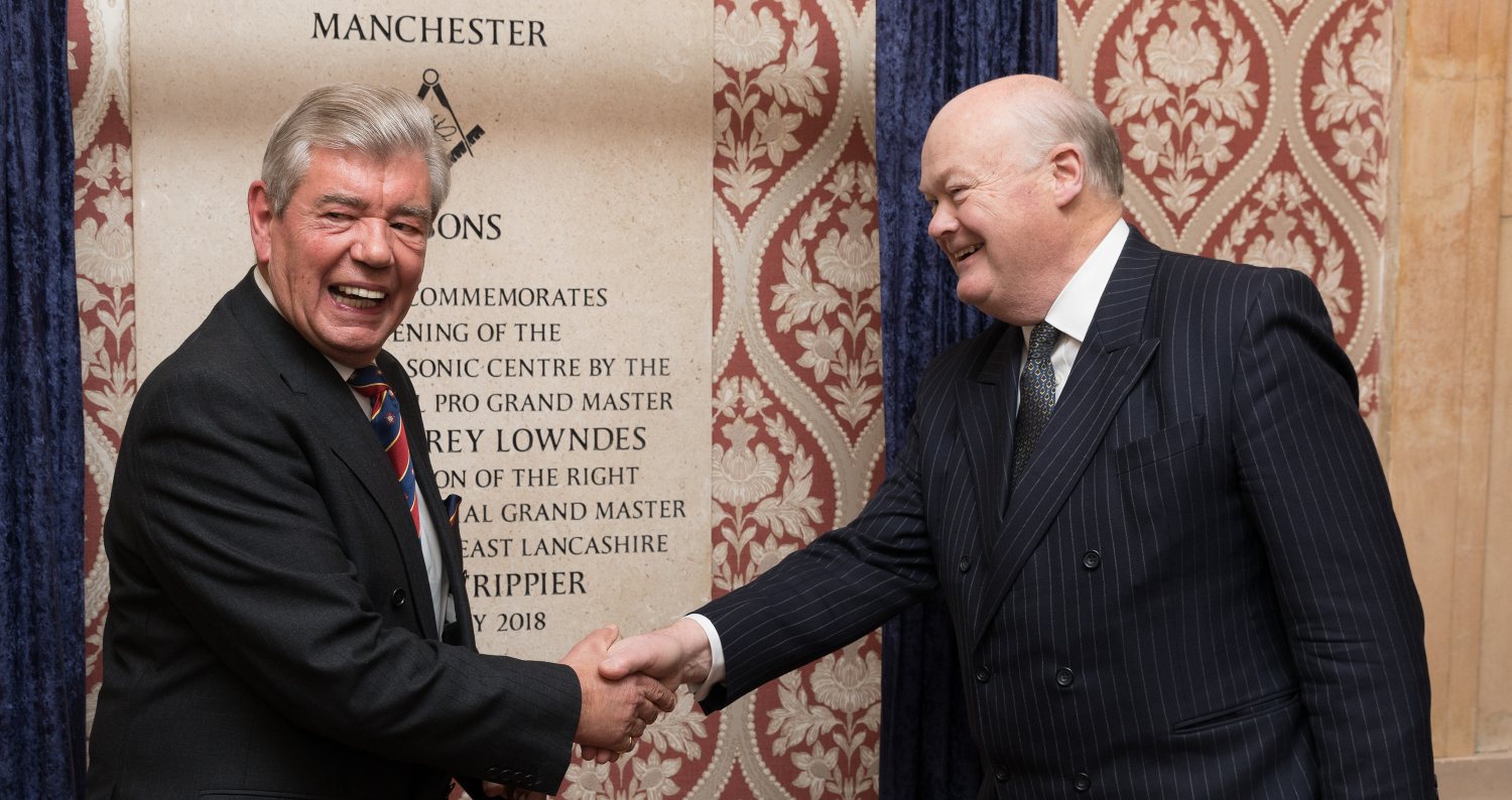 Manchester Freemasons Hall Official Reopening | The