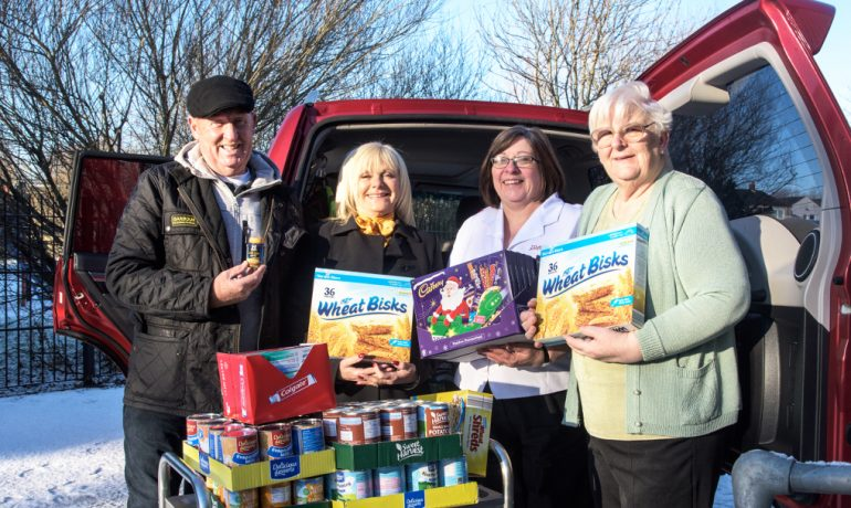 Burnley and Pendle District Freemasons bring some more Christmas Cheer