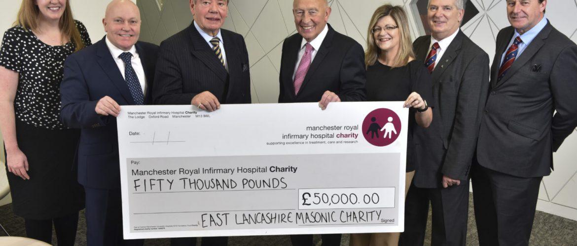 ELMC £50,000 donation funds Patient Information Zone in new Diabetes Centre at the Manchester University NHS Foundation Trust