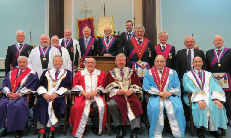 Blair Chapter Hosted Convocation 22nd January 2018