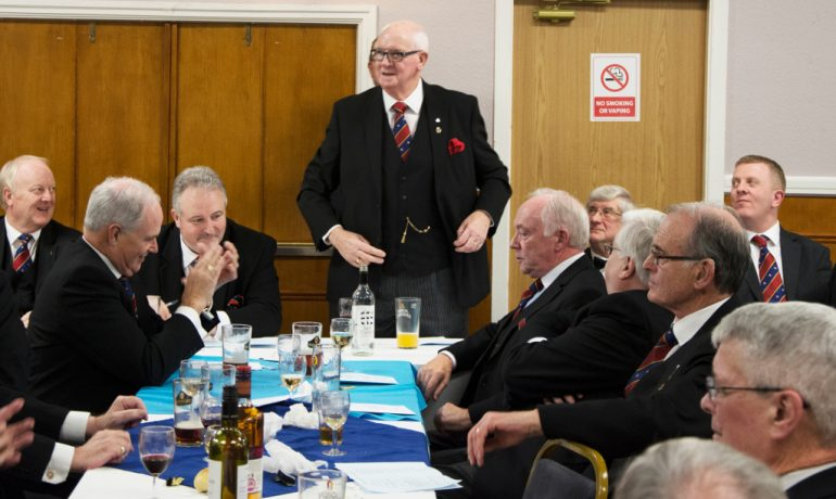 50th Celebration for WBro Brian Sigsworth