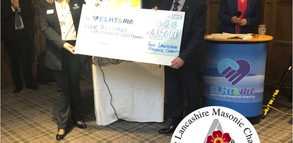 The ELMC helps launch ELHT & Me Million Pound Appeal