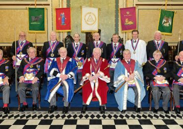 A Royal Arch Workshop at The Rochdale Chapter of First Principals No. 9211