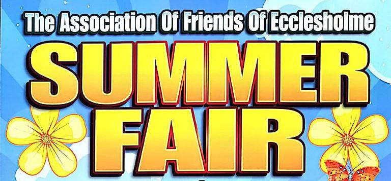 Ecclesholme Summer Fair