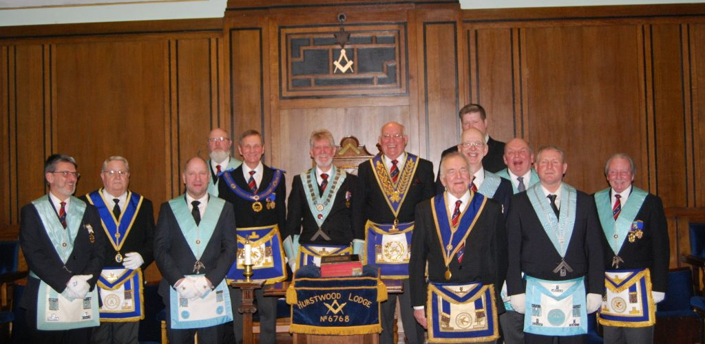 The Final meeting of Hurstwood Lodge 6768
