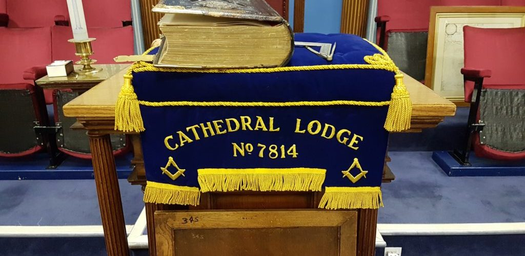 The 395th and final meeting of Cathedral Lodge No. 7814