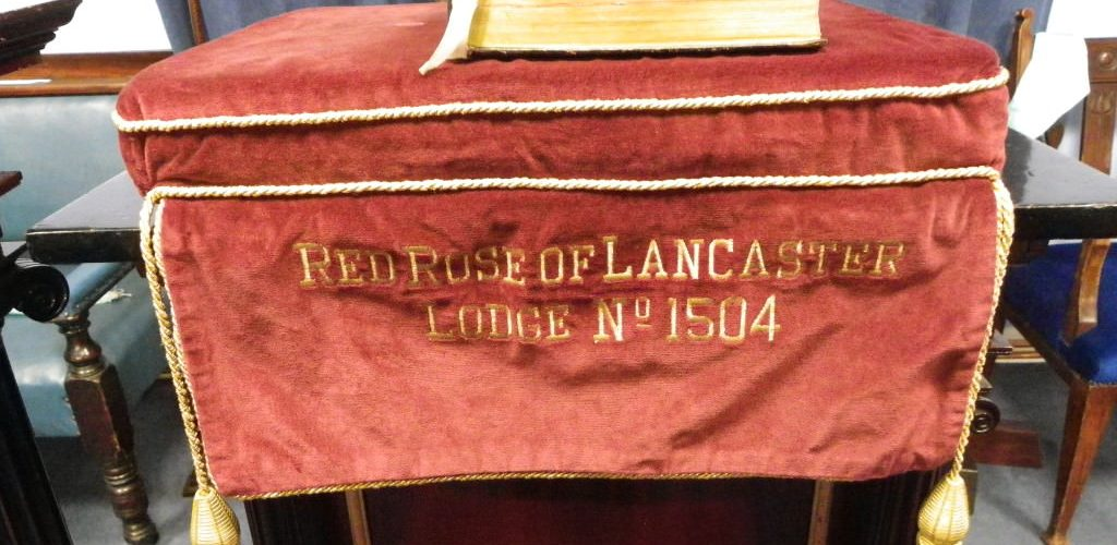 The Final meeting of Red Rose of Lancaster Lodge No 1504