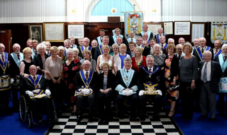 50th for Bro Eric Greenhalgh