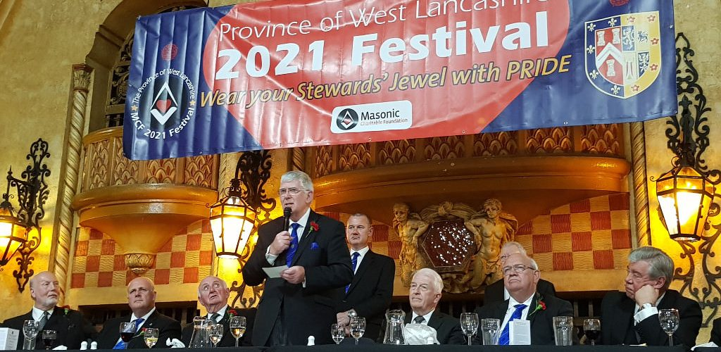 The Annual Provincial Meeting of West Lancashire