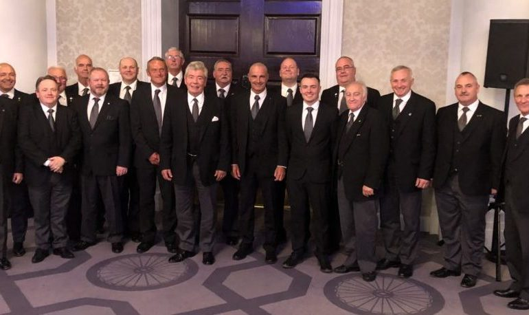 Northern Area visit to the UGLE Quarterly Communication
