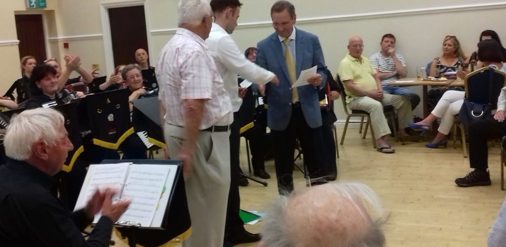 Clitheroe and District Fellowship Accordion Concert