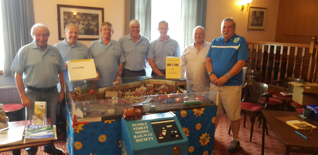 Burnley and Pendle District Freemasons:  Working with the Community:
