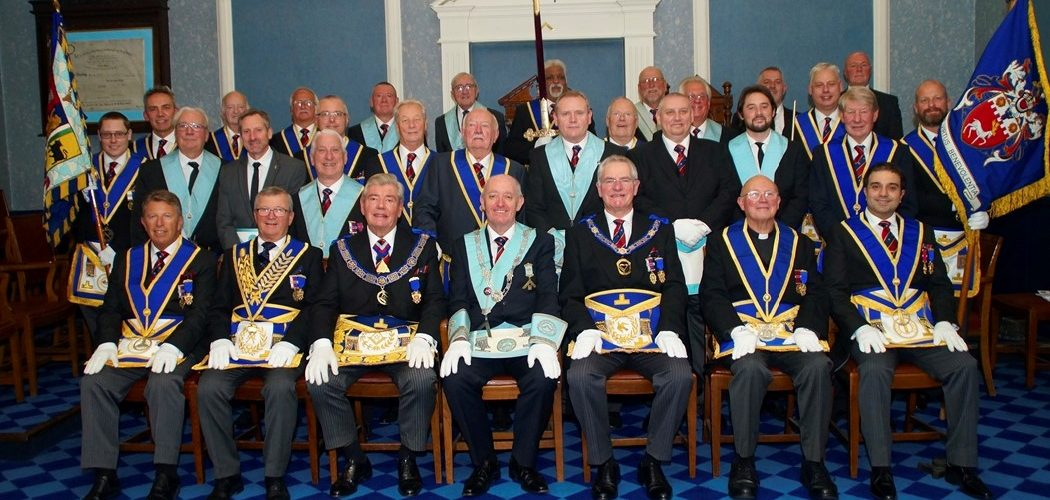 Centenary Meeting of Kershaw Lodge No 3838