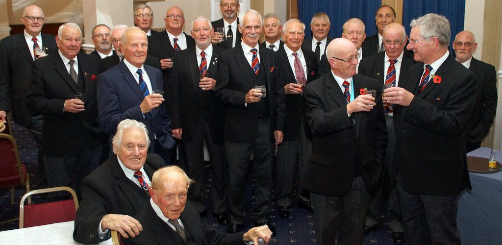 Waverley Lodge 1322: Les Kay Proclaimed as Worshipful Master for a Second Year