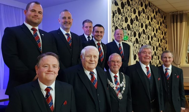 It was all about the Ashlars at the East Ribble District Hosted Meeting