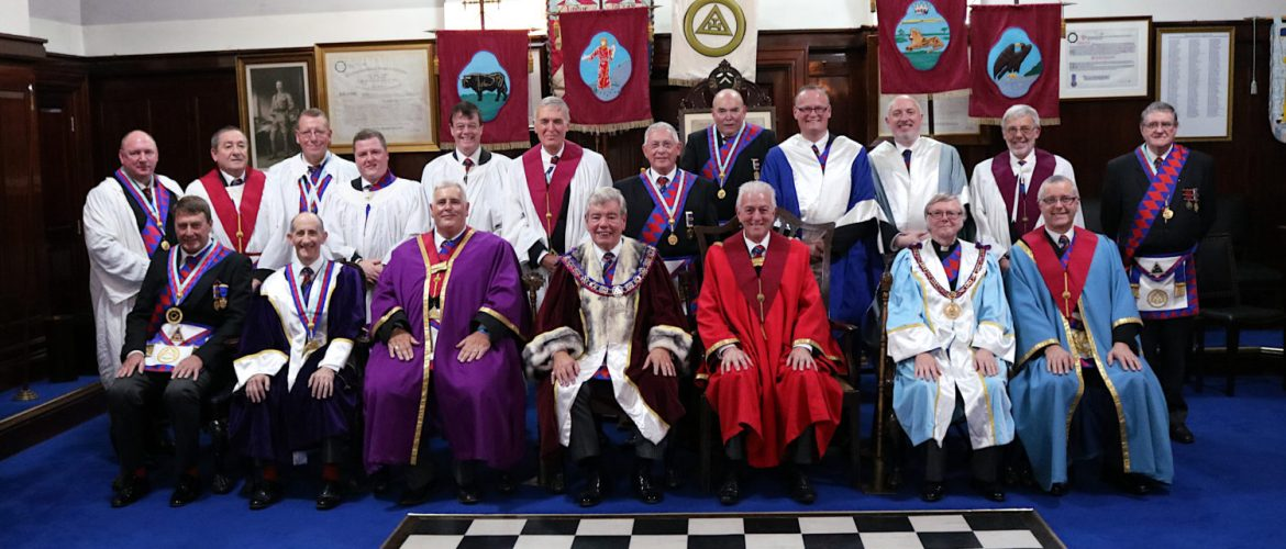 Bolton & Farnworth 'Lanky' Joint Convocation