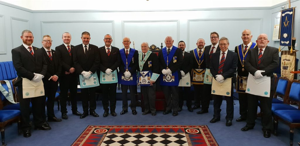 An Advancement of Masonic Knowledge at the Lodge of Amity and Rossendale Forest No. 283