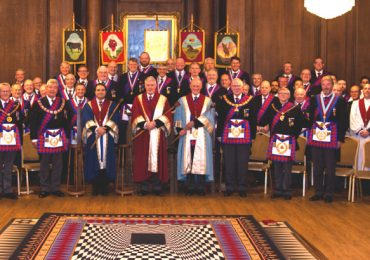 Palatine Chapter 2447 Joins the Universities Scheme