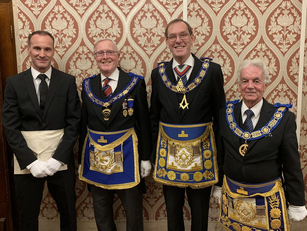 Manchester Masons Entertain The Grand Lodge Of Spain