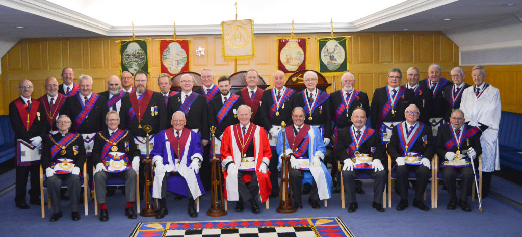 Imperial George Chapter No. 78 Celebrates its 75th Anniversary