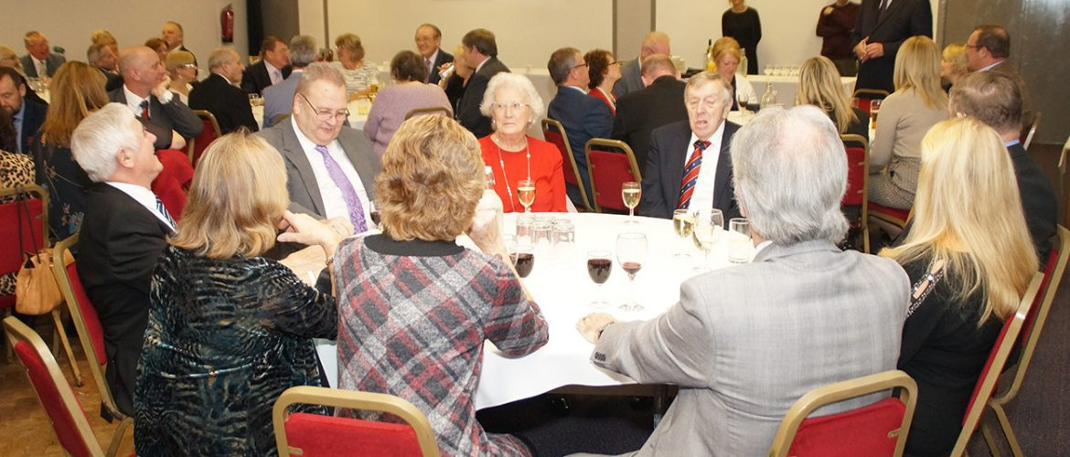 Southern Area holds its Annual Reception for Newly Appointed and Promoted Officers