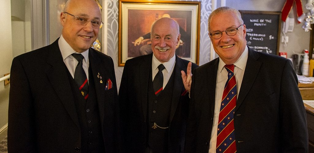 Provincial Grand Stewards Chapter 8408