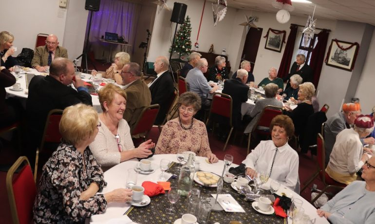 Audenshaw District Fellowship Christmas Lunch