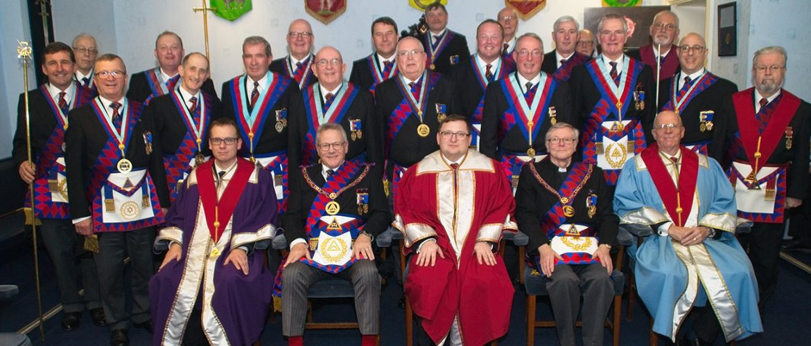 Southern Area Joint Convocation at Ardwick Chapter No 2185