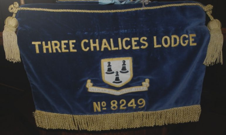 Three Chalices Lodge No. 8249, 50th Anniversary Meeting