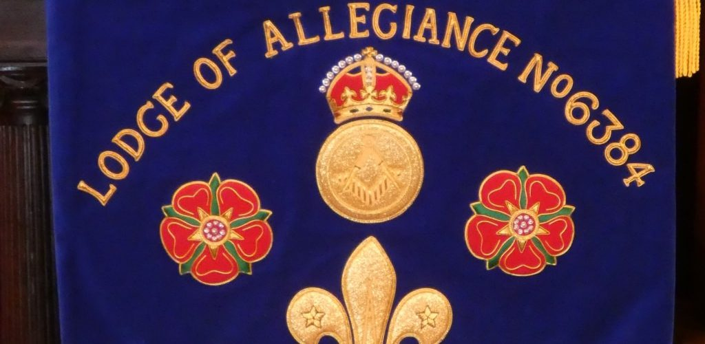 Lancashire Scouting Lodge of Allegiance  - First meeting in their New Home