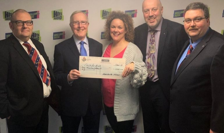 ELMC Grant to Cash for Kids – Mission Christmas