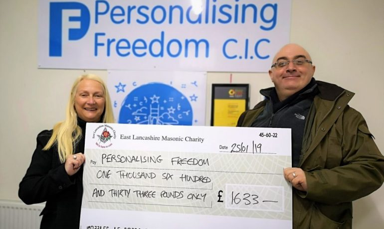 ELMC Grant Support for Personalising Freedom