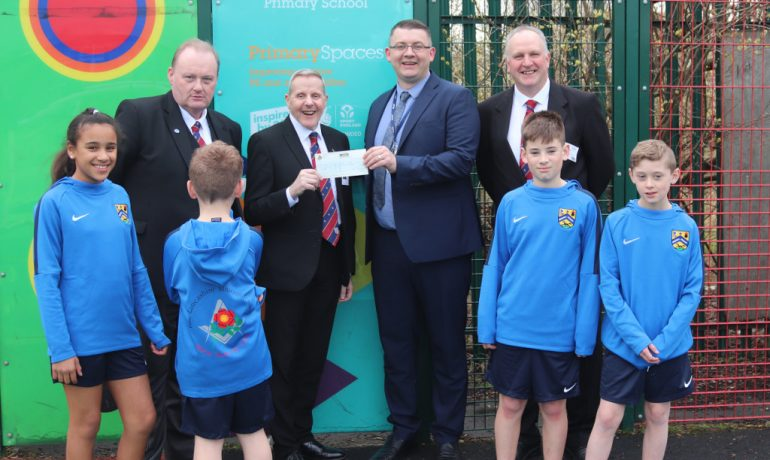 Tameside Masons support local school