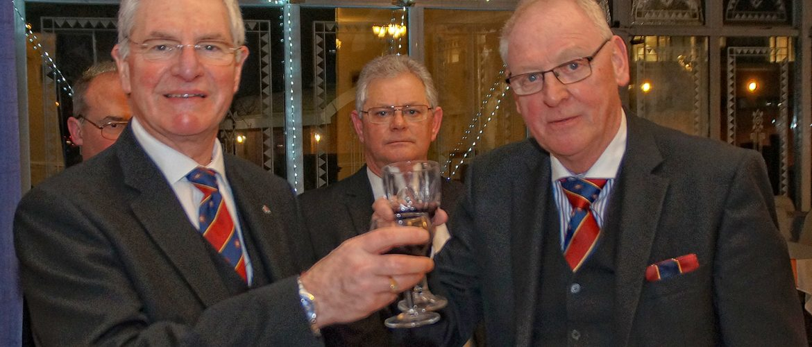 Ashton District Lodge of Installed Masters No 8341 marks the turning of another year.