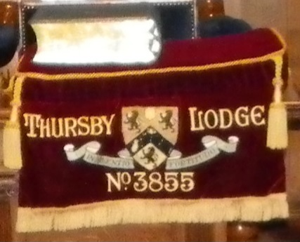 Thursby Lodge No. 3855 Centenary Meeting