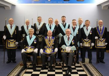 Lodge of Merit No 934 Installation Meeting
