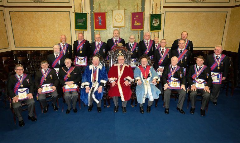 Rochdale Chapter of First Principals No 9211