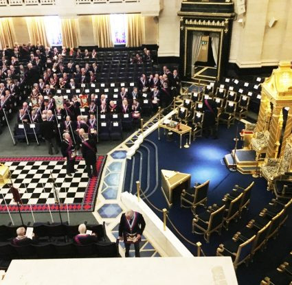 Supreme Grand Chapter, April 2019